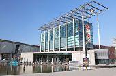 Netherlands Architecture Institute In Rotterdam, Netherlands
