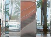 Reflections On Paseo Maritimo