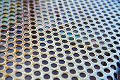 Metal Hole Pattern