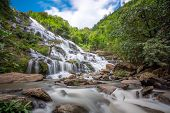 Maeya Waterfall Doi Inthanon National Park Thailand