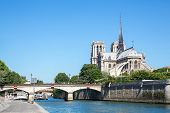 Cathedral Notre Dame Reims Champagne, Paris France