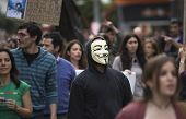 Anonymous On The Crowd