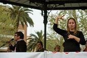 A Sign Language Interpreter