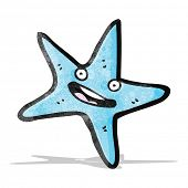 cartoon starfish