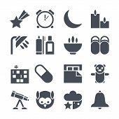Icons Deep Sleep