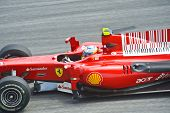 Fernando Alonso Scuderia Ferrari Marlboro Formula One Team