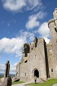 Historic Rock Of Cashel Church