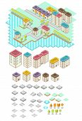 RPG Isometric Tile Collection