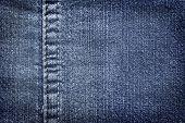 denim blue fabric