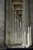 stock photo of greek-architecture  - Classical Greek Architecture in the Italian style - JPG