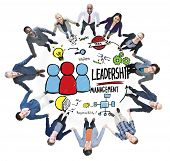 picture of idealistic  - Diversity Casual People Leadership Management Team Support Concept - JPG