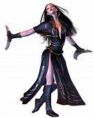 Gothic Bladedancer
