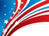 pic of election campaign  - Presidents Day Vector Background - JPG