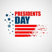pic of patriot  - Presidents Day Vector Background - JPG