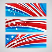 foto of election campaign  - Presidents Day Vector Background - JPG