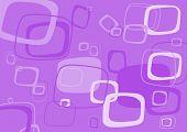 Purple rectangle vector background.