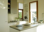 Compact Modern Kitchen