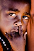 African Child Portrait