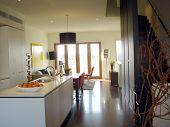 Apartment Living Open Plan