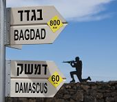 Bagdad Damascus