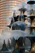 Cascading Fountains