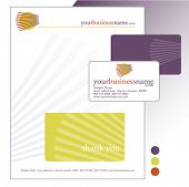 business stationary template 2