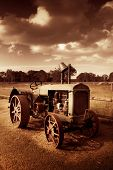 Tractor From Yesteryear