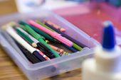 Pencil Box For School