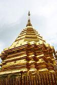 Pagoda In Thailand.