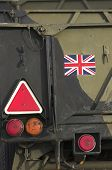 Постер, плакат: Британский военный трейлер подробно