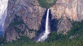 Yosemite Bridalveil Fall