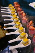 Desserts In A Row