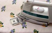 ironing money / money laundering