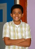 Boy With Great Smile