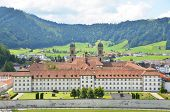 Benedictine Abbey of Einsiedeln, Switzerland