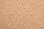 Cork-board background texture