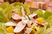Chicken Salad With Tarragon And Walnuts