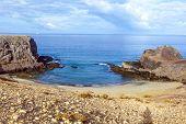 foto of papagayo  - Playa de Papagayo  - JPG