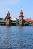 Oberbaum bridge, Berlin
