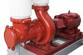 Heating Water Pump