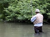 Fly Rod Fishing