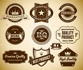 Vintage Labels. Collection 21