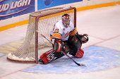 Greys Ice Hockey Goalie