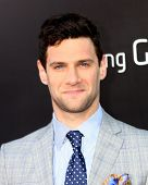 LOS ANGELES - MAY 20:  Justin Bartha at the