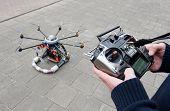 Drone En Afstandsbediening