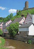 Monreal,Eifel Region,Germany
