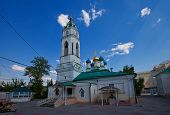 Church Of The Annunciation (xvii C.). Tula City, Russia
