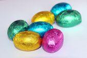 Foil Eggs