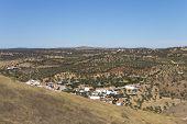 A Village and plains