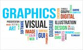 Word Cloud - Graphics
